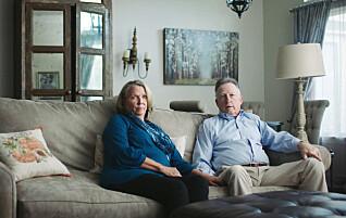 Det eneste ekteskapet som overlevde seriemorderens voldshandlinger