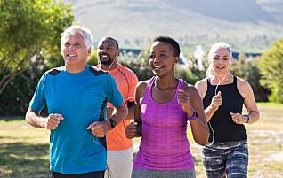Treningsprogrammet som virker: - Får mindre fett og mer muskler