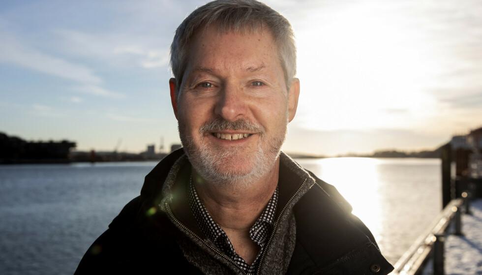 Statsmeteorolog John Smits trøster meg: Det er ikke nødvendigvis min feil at baksten feiler nå for tida. Foto: Tore Meek/NTB Scanpix