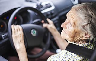 - Jo eldre du er, jo nyere bil bør du ha
