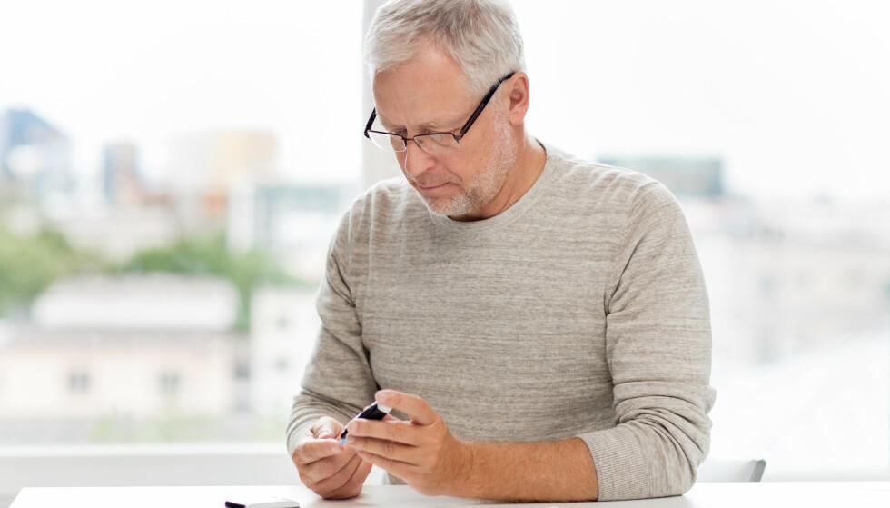 LADA har fremstått som et lite mysterium blant diabetes-eksperter. Hvorfor rammer den voksne, ofte normalvektige, og hvorfor trenger de ikke insulintilførsel de første årene? Illustrasjonsfoto: Shutterstock/NTB Scanpix