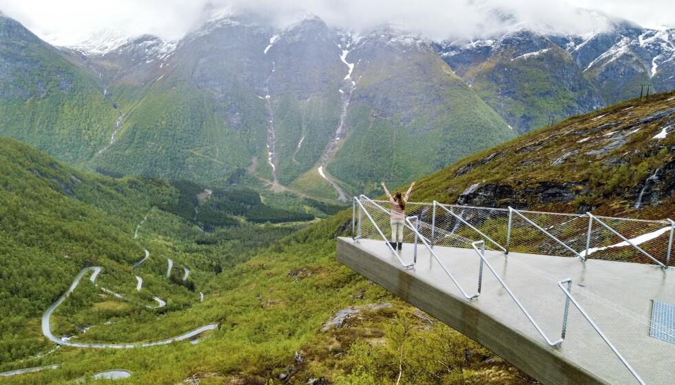 Gaularfjell. Foto: Ronny Frimann