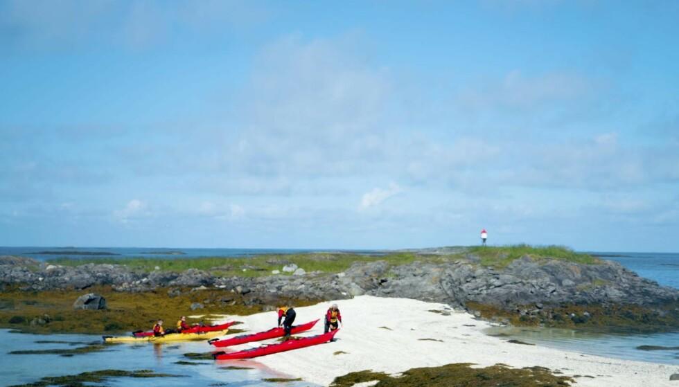 Helgeland. Foto: Anton Ligaarden/Visit Norway