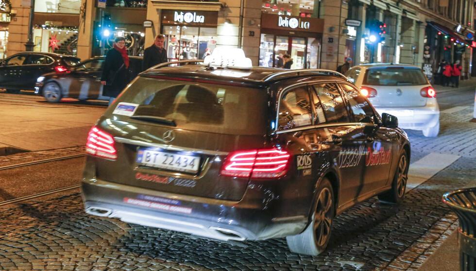 Da kvinnen skulle til tannlegen midt på natta, reagerte taxisjåføren