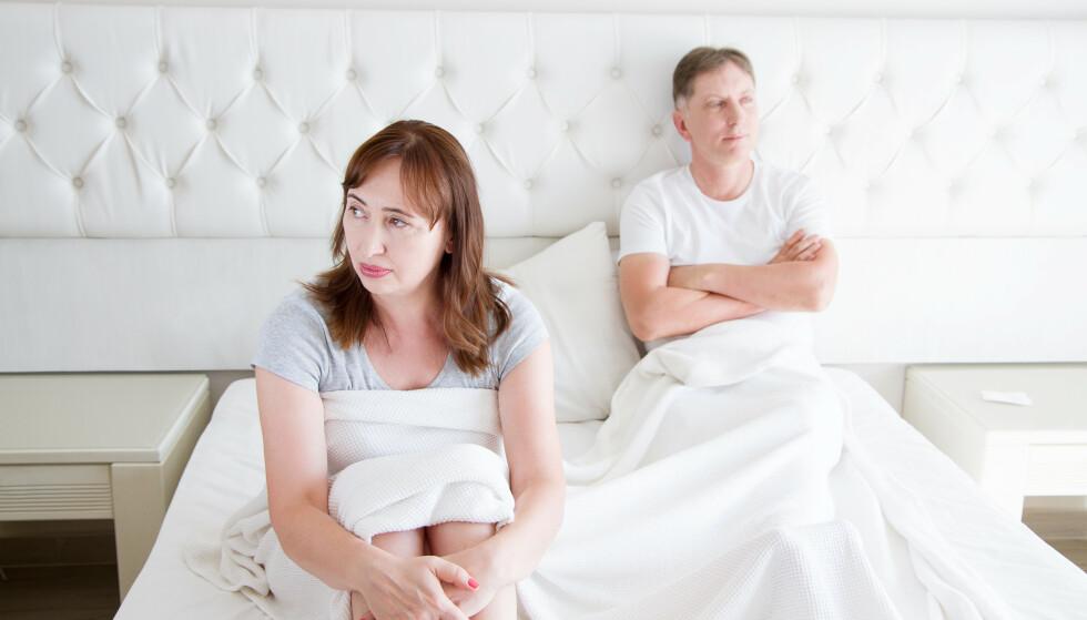 Mange tenker på sex som noe som oppstår spontant. Dessverre er det ikke så enkelt, mener sexologen. Illustrasjonsfoto: Shutterstock/NTB