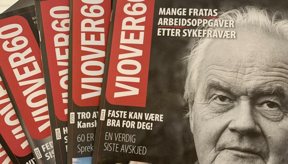 Abonnerer du allerede på Vi over 60, kan du lese alle artiklene på Vi pluss. Under ser du hvordan du kan bestille abonnement. Foto: Birgitte Hoff Lysholm