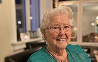 Inger (90) fikk ny kjæreste som 70-åring: – Hadde ikke trodd jeg skulle ha sex igjen