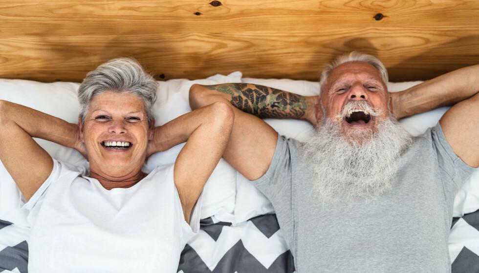 NOE Å SE FRAM TIL: Planlagt sex kan skape positive forventninger om nytelse og glede. Illustrasjonsfoto: Shutterstock/NTB