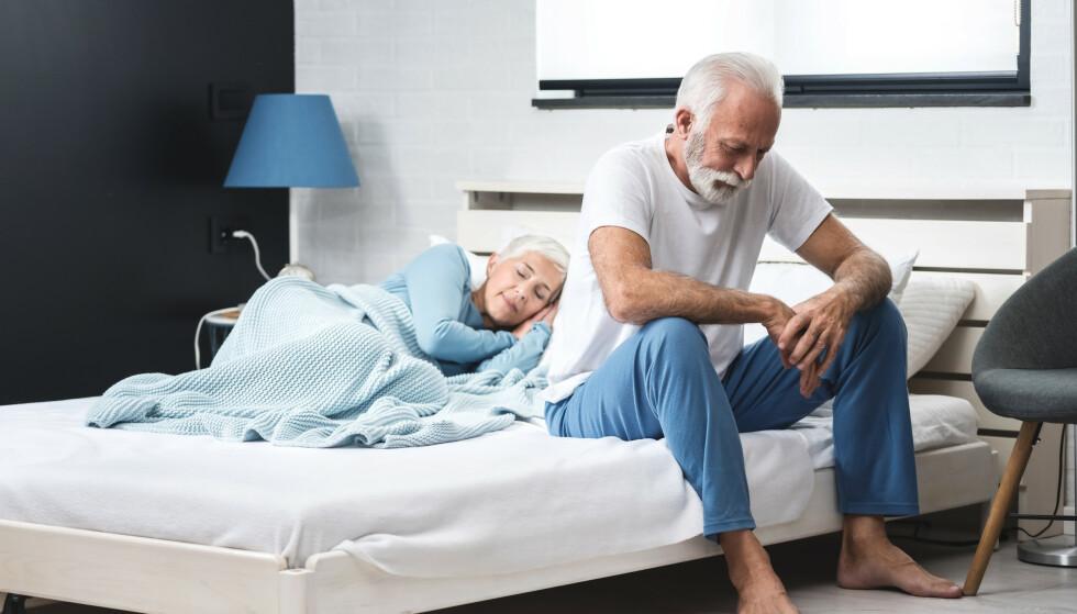 Noen har naturlig godt sovehjerte, andre kan trenge en søvnskole. Illustrasjonsfoto: Shutterstock/NTB