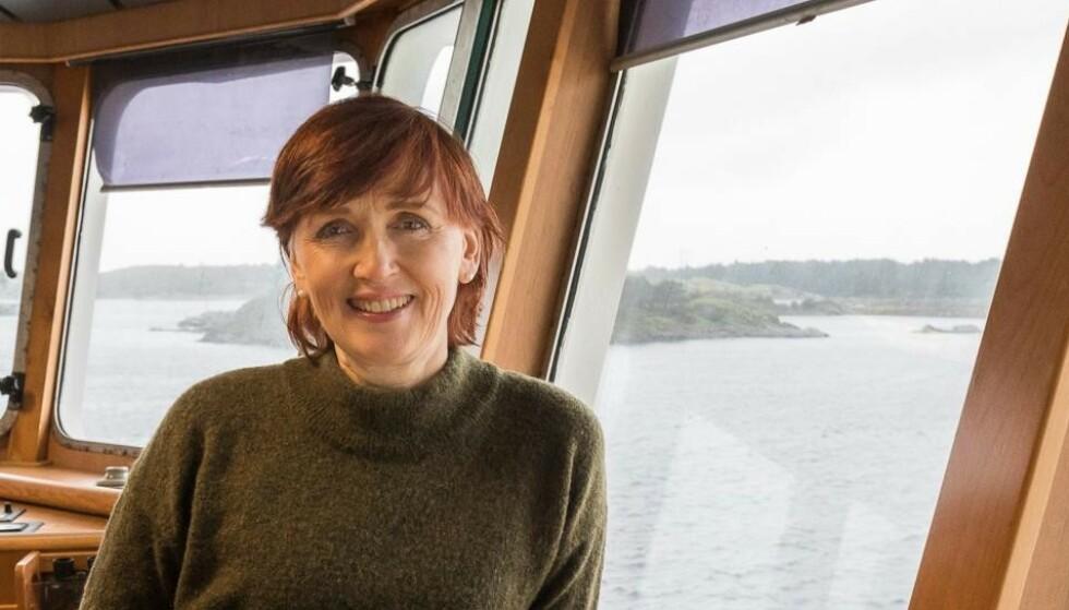Marit (59) er fiskebåtreder og flyvertinne