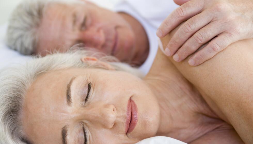 Tidligere var alt snakk om sex flaut, men de siste årene har hun åpnet opp. Illustrasjonsfoto: Shutterstock/NTB