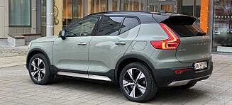 Volvo blir fullelektrisk