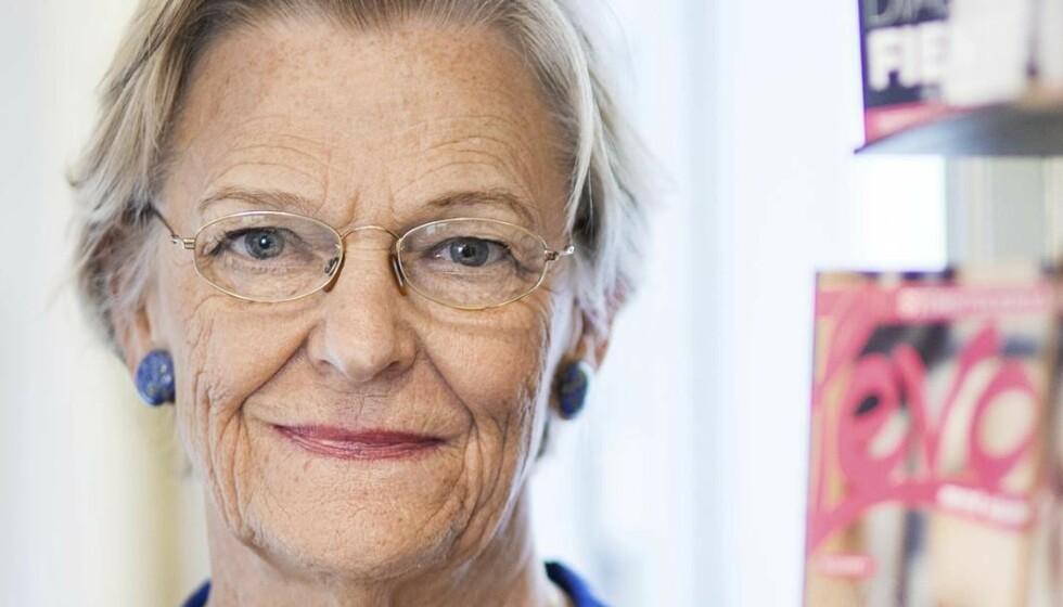 Kerstin Brismar, professor i diabetesforskning ved Karolinska Institutet. Foto: Petrus Iggström/Karolinska Institutet