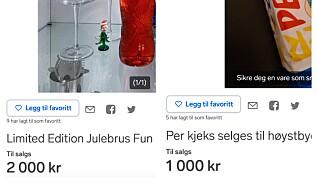 Skal det være en kjekspakke til 500 kr eller en «bruktsaft» til 2000?