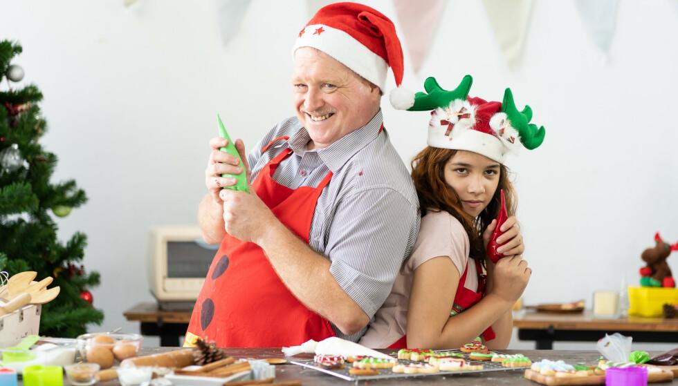 JULEKAKER: Fattigmann, goro og spesier. Hvorfor i all verden heter kakene det? Test julekakekunnskapene dine i vår uhøytidelige quiz! Illustrasjonsfoto: Shutterstock/NTB
