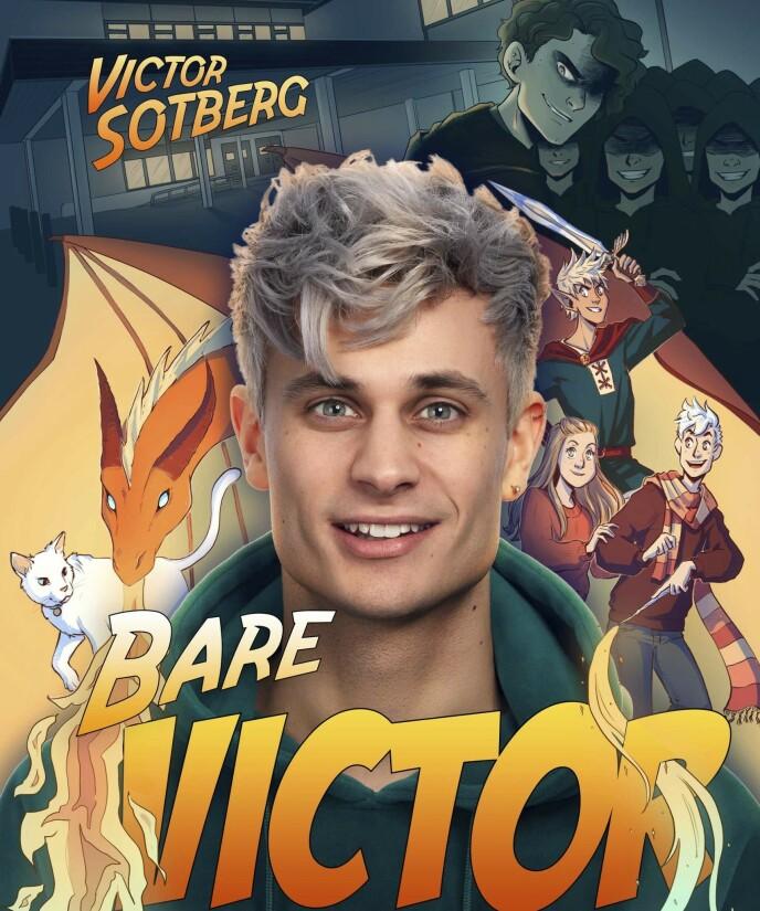 Bare Victor/Gyldendal forlag/ kr 174,-