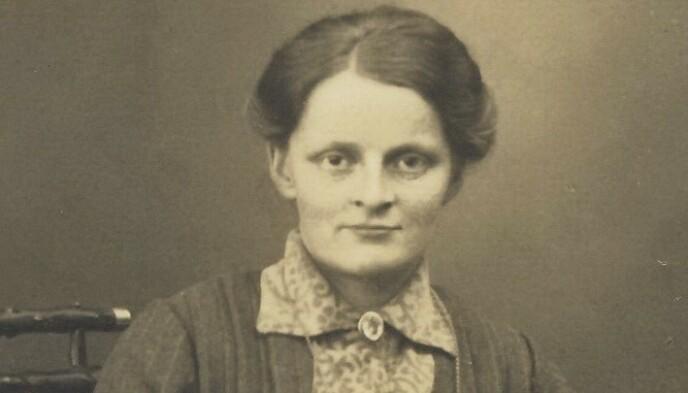 FIKK DRØMMEN KNUST: Laura Nilsen skulle dra til sin tante i Amerika, men ble stoppet av en tragisk ulykke. Foto: Privat