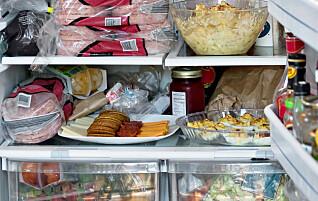 Hvis kjøleskapet ditt ser slik ut, er det én ting å gjøre