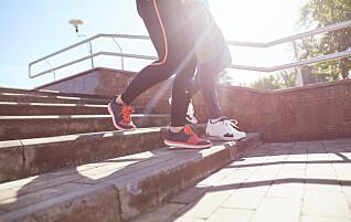 Fire enkle øvelser som forebygger fallskader