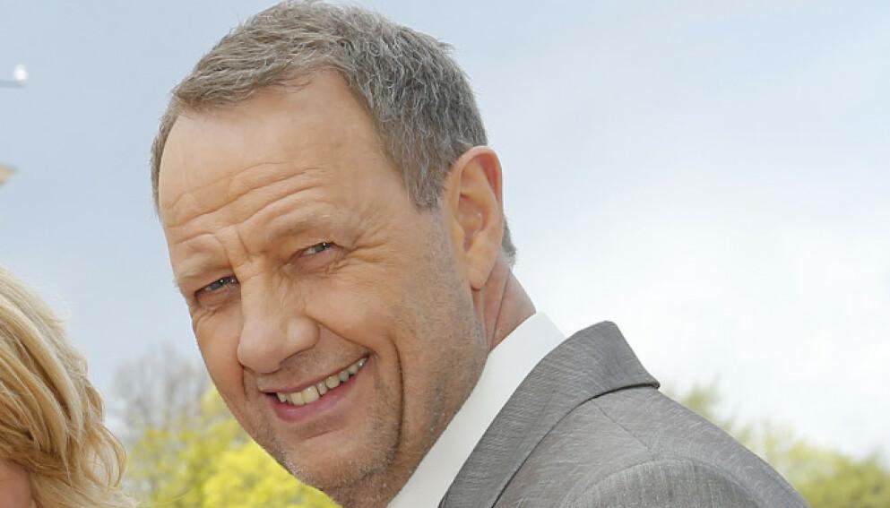 Pål Thoresen har ledet NRKs 17.mai-sending fra Slottsplassen og vært programleder for «Etter skoletid», «Reiseradioen», «Nitimen», «Sommeråpent» og «Pål igjen!». Siden 2018 har han vært quiz-general for «Popquiz». Foto: Cornelius Poppe / NTB