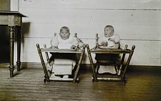 Barn ble kidnappet av den norske staten. Så startet marerittet