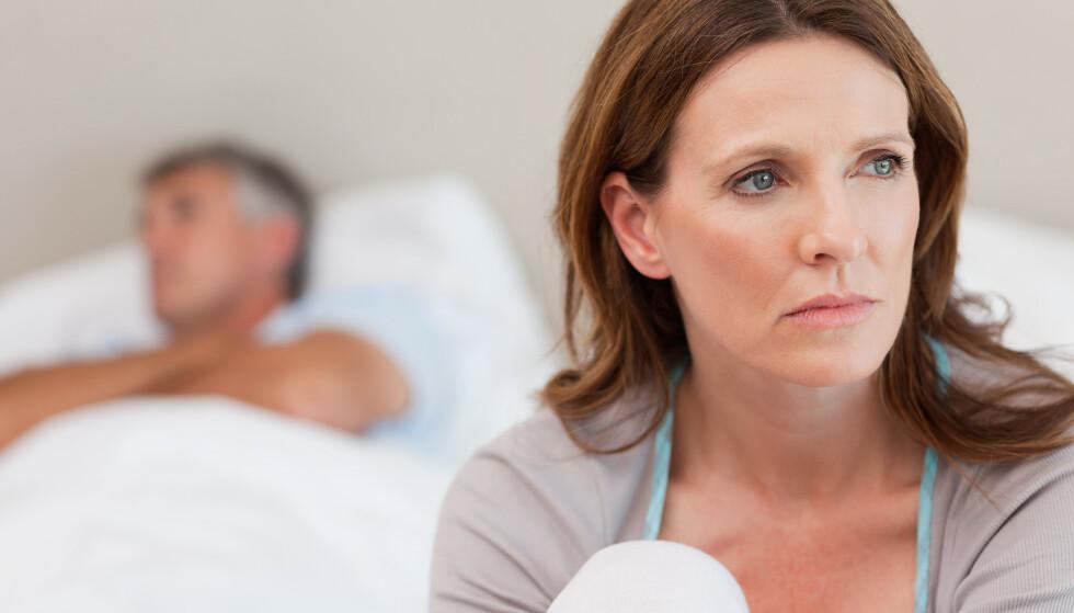 SAMLIVSBRUDD: Det er kvinnen som går i to av tre skilsmisser. FOTO: NTB
