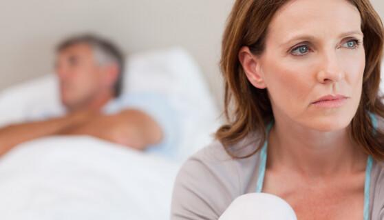Når kvinner forlater mannen sin, er årsaken ofte den samme