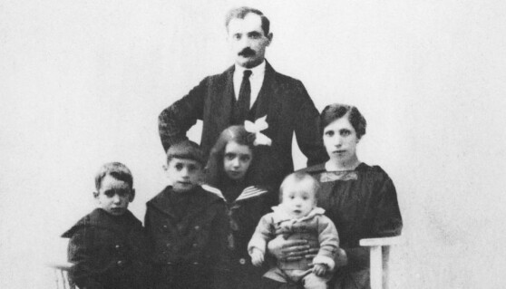 Charles' ekteskap med ikke-jødiske Ragnhild reddet livet hans