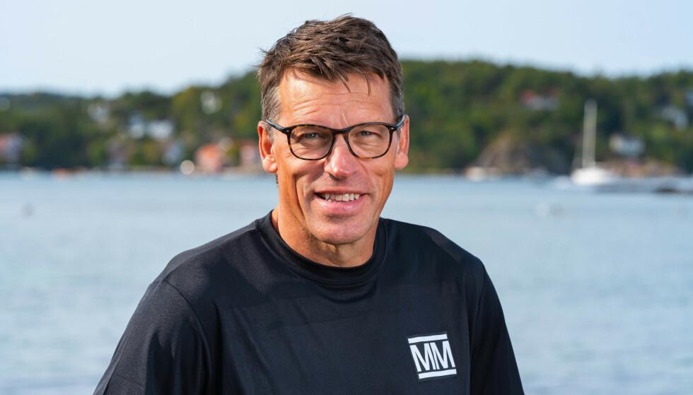 FANTASTISK Å KONKURRERE: Johann Olav Koss er en av deltagerne under årets Mesternes mester på NRK. - Det var fantastisk å konkurrere igjen, sier Koss, som under konkurransen satte rekord i en av de tøffeste øvelsene. Foto: NRK