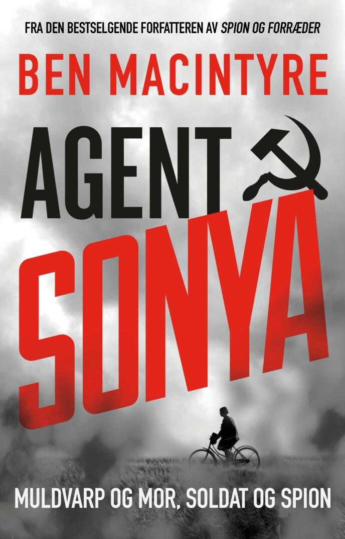 PÅ NORSK: Ben Macintyres bok er nå oversatt til norsk. Foto: Boka «Agent Sonya»/Kagge Forlag.