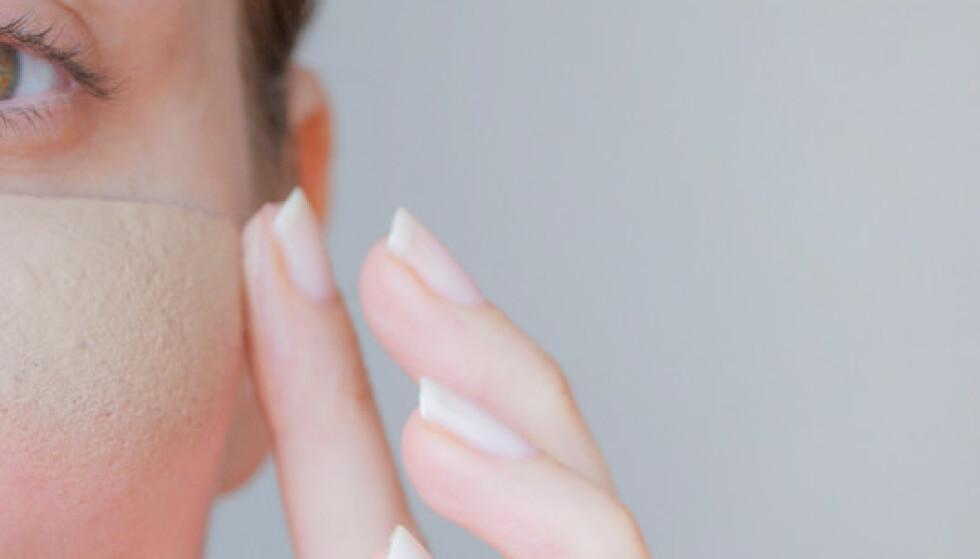 Test av farget dagkrem: - Helt utrolig positivt overrasket