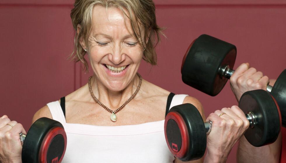 Denne treningen blir viktigere med alderen