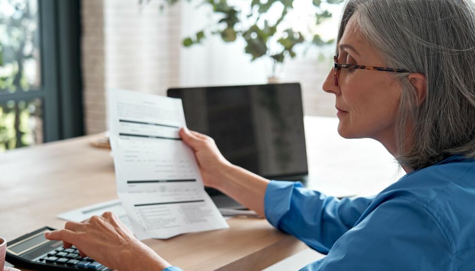 Vanligvis er det en foreldelsestid på tre år for krav om tilbakebetaling. Det gjelder dessverre ikke i dette tilfellet, ifølge pensjonseksperten. Illustrasjonsfoto: Shutterstock/NTB