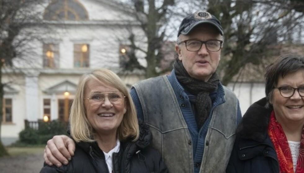 Ann og Patrik byttet partnere med et vennepar
