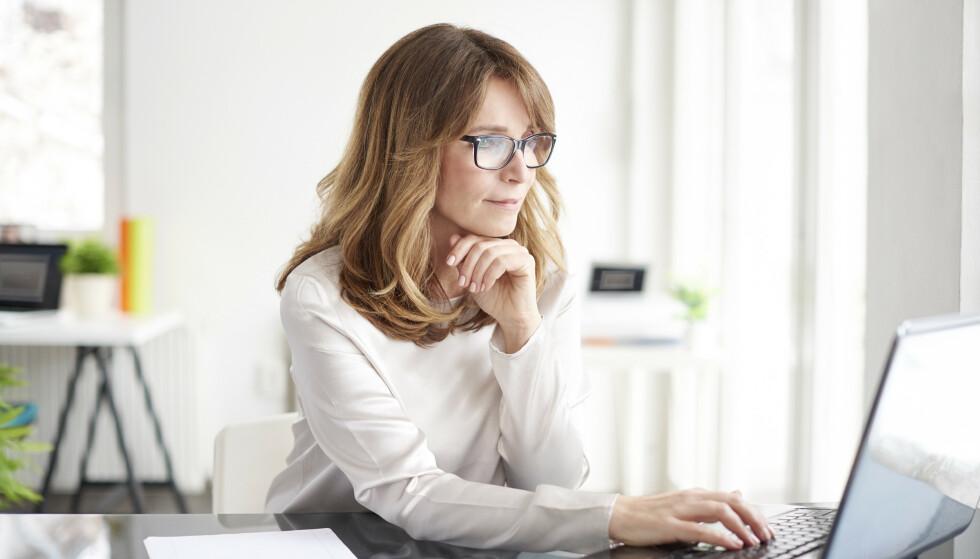 UNØDVENDIGE FILER? Det trenger ikke være store problemer som gjør at PC-en din er treg. Det kan være at du har unødvendige programmer på PC-en eller store filer du bør slette. Foto: NTB Shutterstock