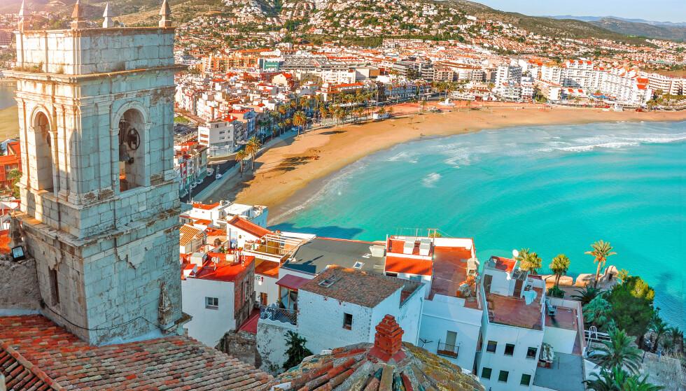 SYDLIGERE STRØK: Spania er et favorittreisemål for nordmenn. Bildet er fra Valencia. Foto: Shutterstock NTB