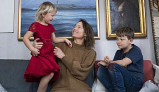 Josefina ble mamma som 46-åring: – Jeg trodde det var lett å bli gravid