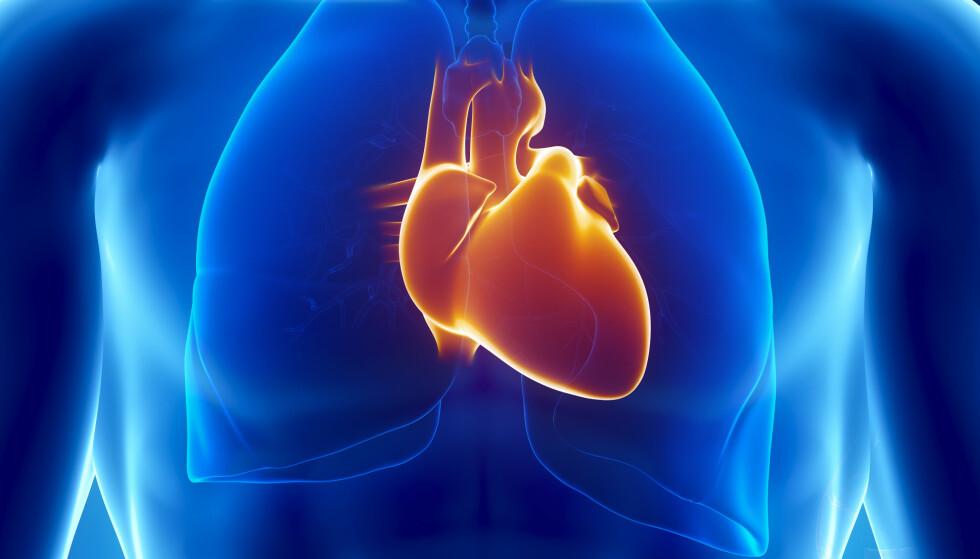 MANGLER TYPISKE SYMPTOMER: Eldre kan få hjerteinfarkt, hjerneslag og alvorlig infeksjon uten at det blir oppdaget. En av tre mangler de typiske symptomene når de blir syke. Foto: NTB
