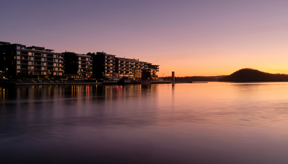 STØRST I BYEN: Gjeldsnivået er aller høyest i Oslo. Boliggjelden utgjør en stor del av folks gjeld. Foto: NTB Shutterstock