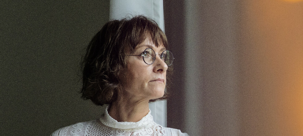 Gunhild (53) måtte få psykologhjelp da barna flyttet