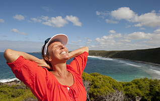 Sol kan forverre plager ved overgangsalder