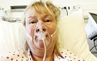 Marianne (61) fikk pustehjelp i 27 dager