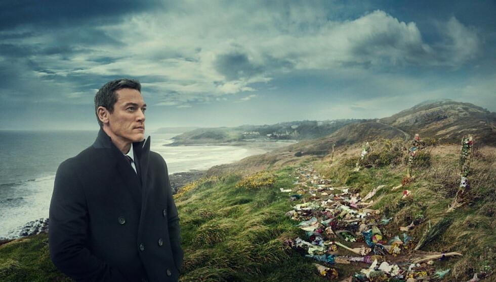 MORD: Luke Evans som Steve Wilkins. FOTO: ITV