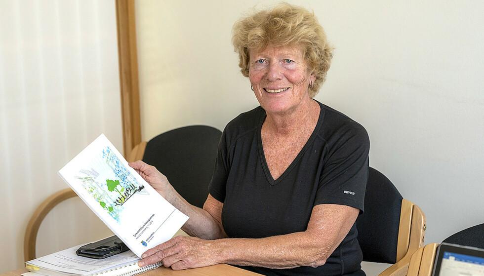 Inger Elise Walløe er leder for tjenestekontoret i Arendal kommune. Foto: Privat