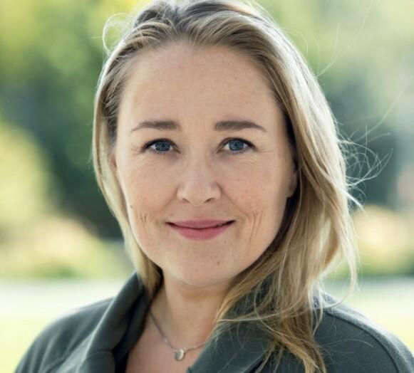 Birgitte Hoff Lysholm er ansvarlig redaktør i Vi.no. Foto: Astrid Waller
