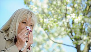 Dette kan du spare på allergimedisinene