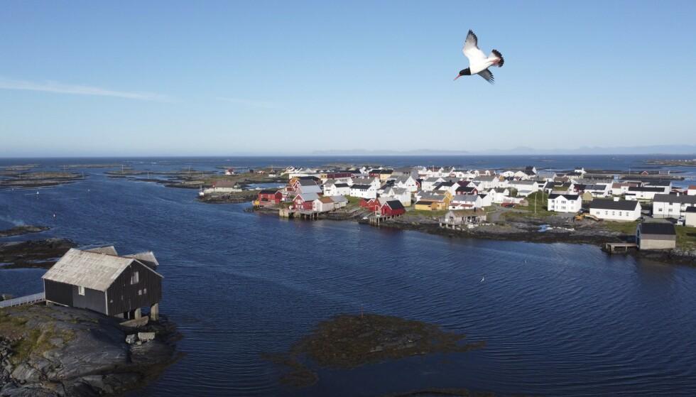 Øyhopping i vest. Foto: Runar Larsen