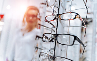 Enorme prisforskjeller på briller