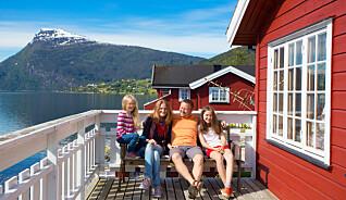 Advarer om hytteleie i Norge