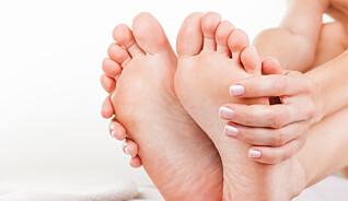 7 helseproblemer føttene kan avsløre